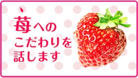 苺へのこだわり
