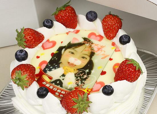 写真ケーキ1