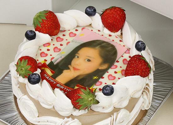 写真ケーキ2