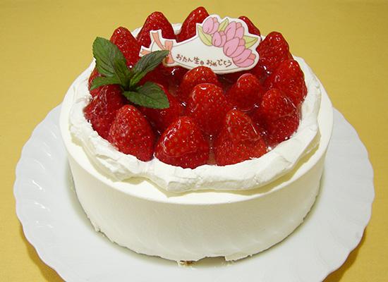 卵不使用シャンテスペシャルケーキ