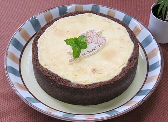 ベーク・ド・チーズケーキ