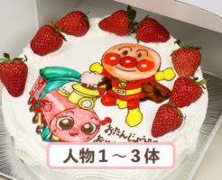 キャラクターケーキ 10号